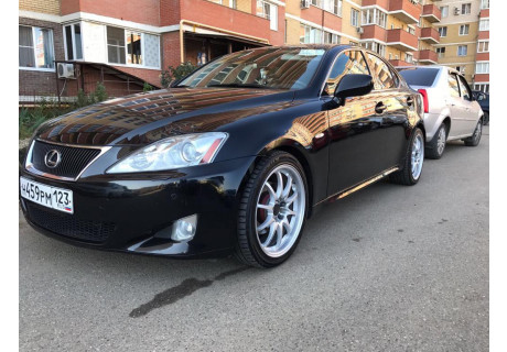 Lexus IS, 2007