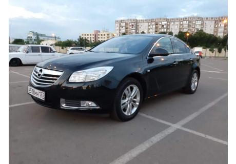 Opel Insignia, 2012