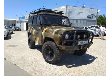 УАЗ Hunter, 2008