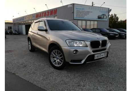 BMW X3, 2013