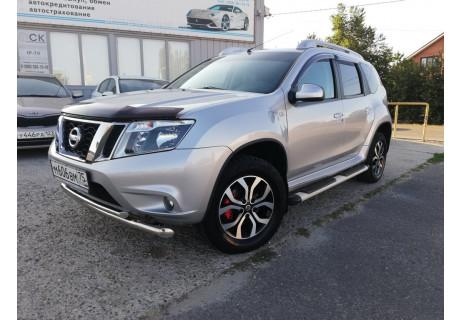 Nissan Terrano, 2014