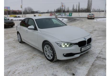 BMW 3 серия, 2016