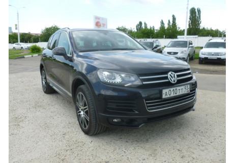 Volkswagen Touareg, 2012