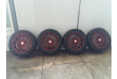 Комплект зимних колес R17