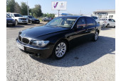 BMW 7-Series, 2007 год