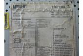 Автомагнитола Mystery MDD-7800BS Б/У